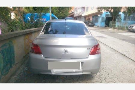Kiralık Peugeot 301 2012 , İstanbul Ümraniye