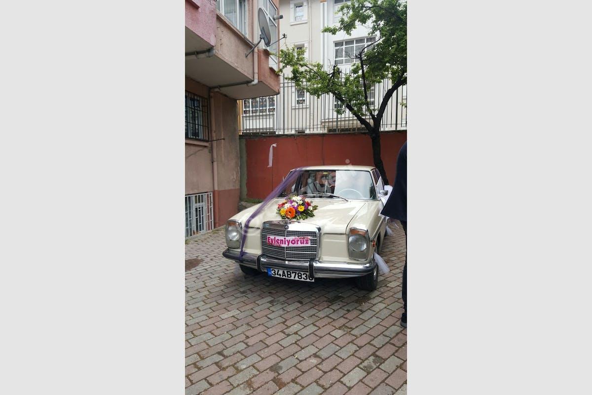 Mercedes - Benz C Bahçelievler Kiralık Araç 1. Fotoğraf