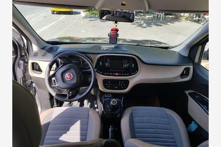 Kiralık Fiat Doblo 2016 , Aydın Kuşadası