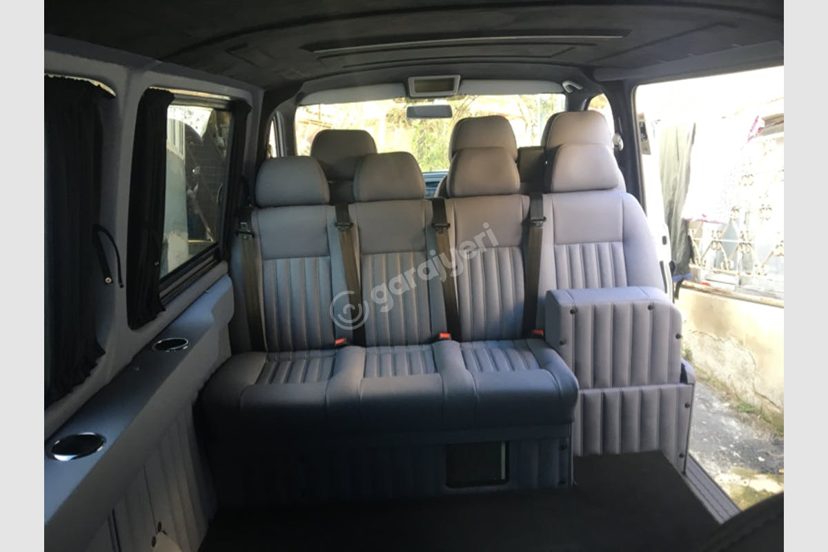 Volkswagen Transporter Kocasinan Kiralık Araç 3. Fotoğraf