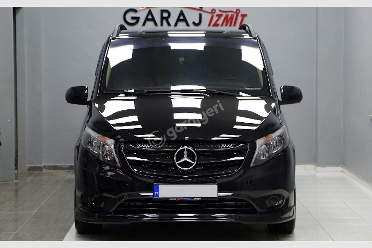 Mercedes - Benz Vito Derince Kiralık Araç 1. Fotoğraf