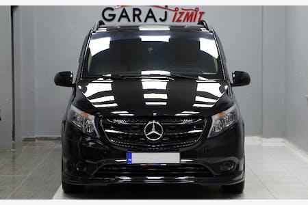 Kiralık Mercedes - Benz Vito 2017 , Kocaeli Derince