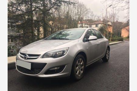 Kiralık Opel Astra 2016 , İstanbul Sarıyer
