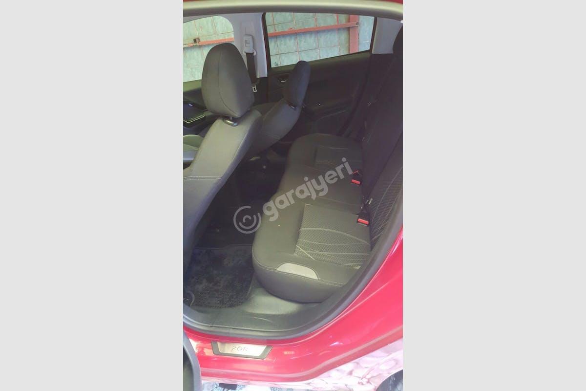 Peugeot 208 Beylikdüzü Kiralık Araç 5. Fotoğraf