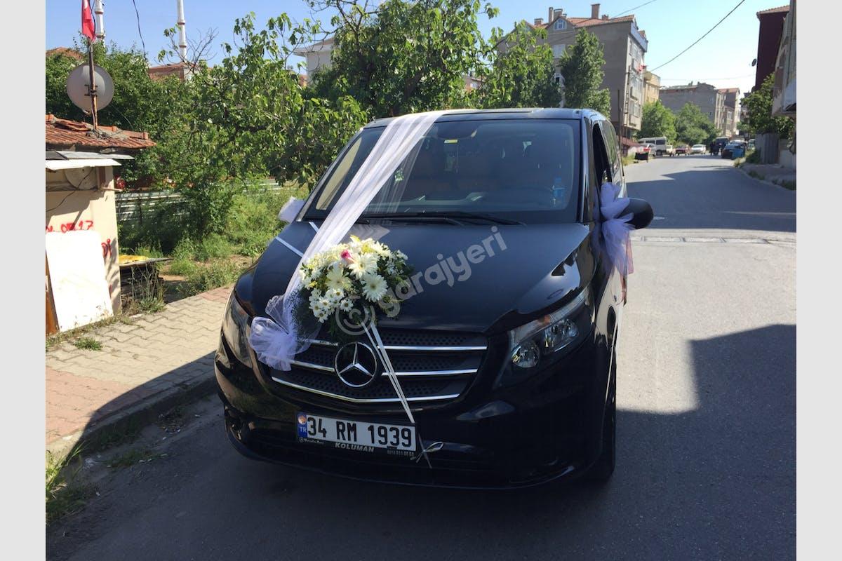 Mercedes - Benz Vito Kadıköy Kiralık Araç 6. Fotoğraf