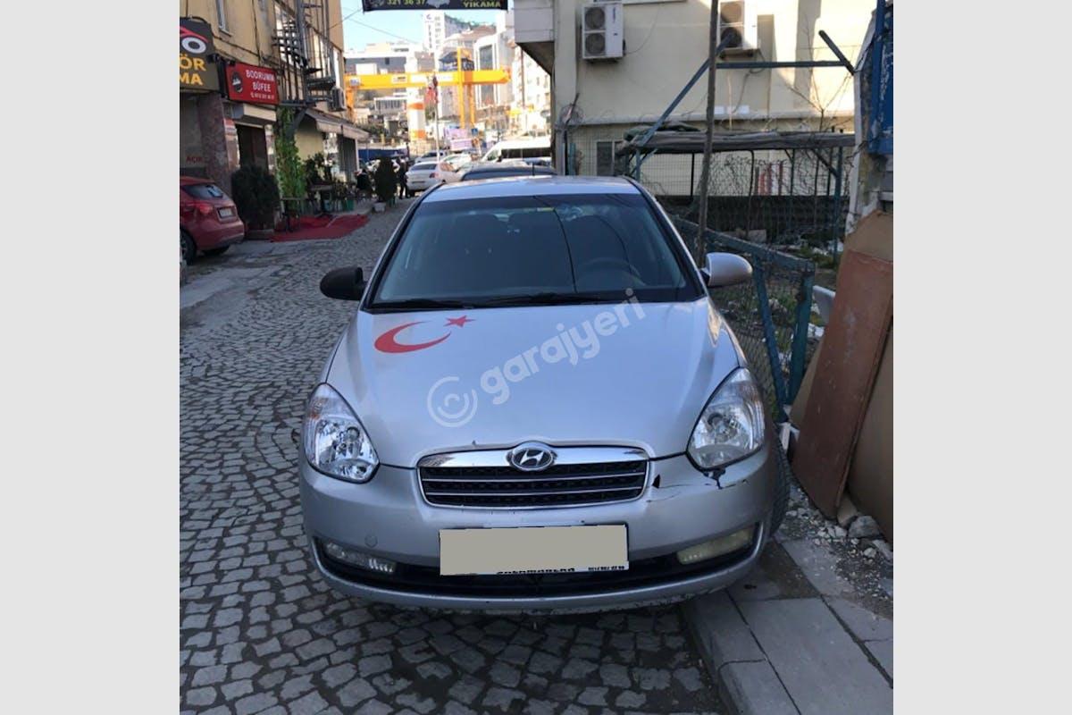 Hyundai Accent Era Kağıthane Kiralık Araç 1. Fotoğraf