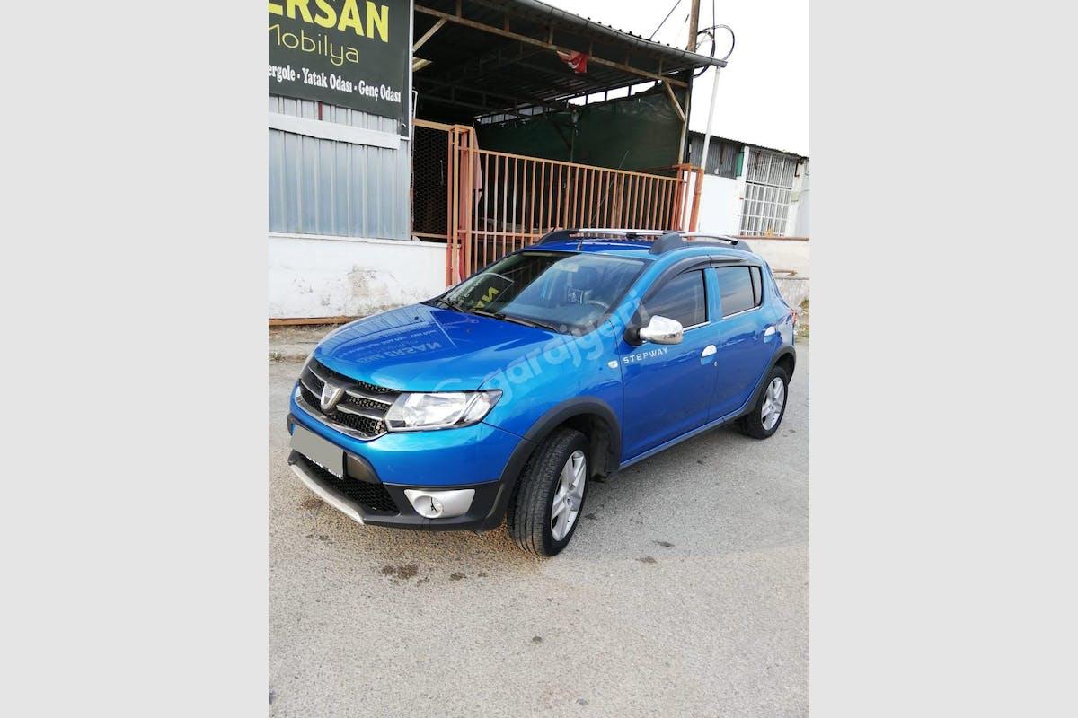 Dacia Sandero Edremit Kiralık Araç 3. Fotoğraf