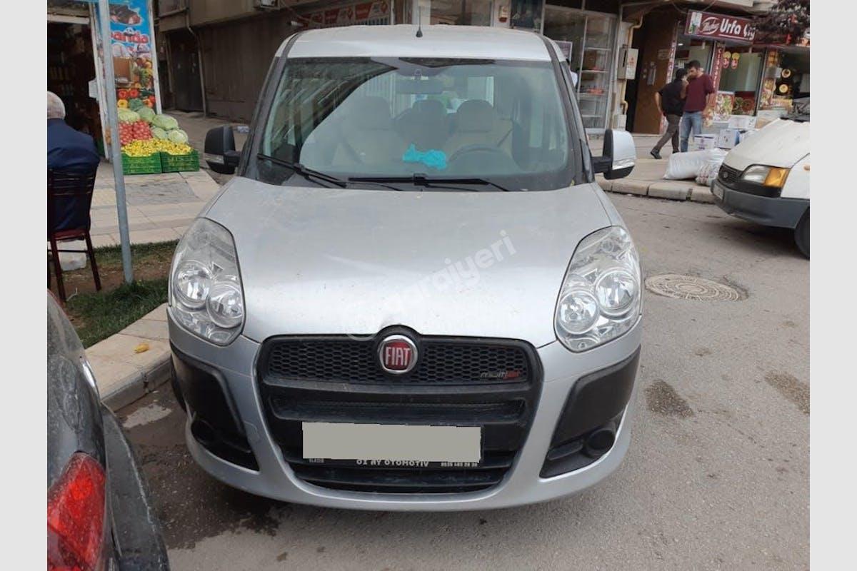 Fiat Doblo Merkez Kiralık Araç 2. Fotoğraf