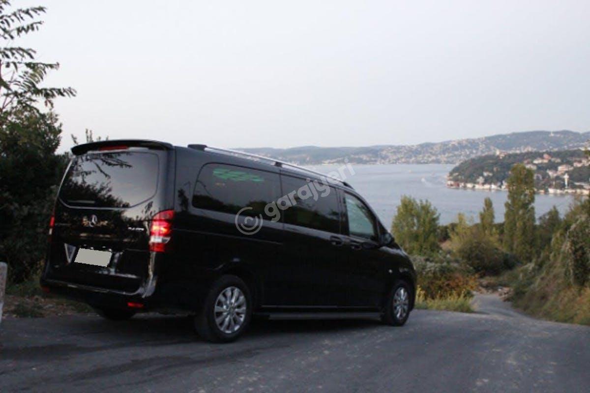 Mercedes - Benz Vito Şişli Kiralık Araç 4. Fotoğraf