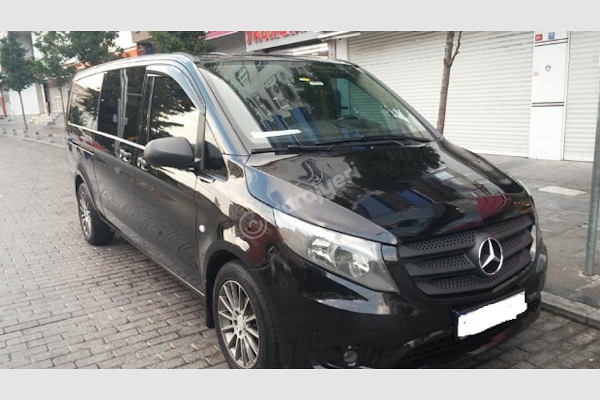 Mercedes - Benz Vito Zeytinburnu Kiralık Araç 1. Fotoğraf