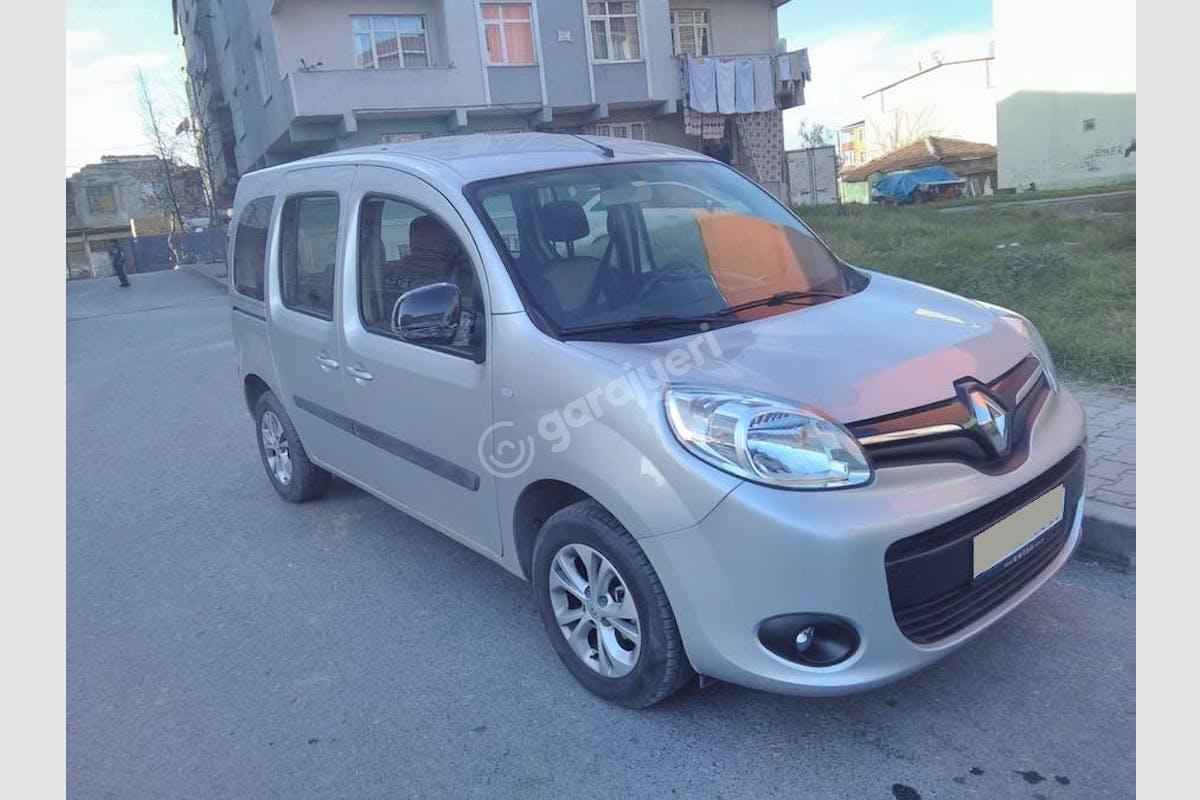 Renault Kangoo Sultangazi Kiralık Araç 3. Fotoğraf