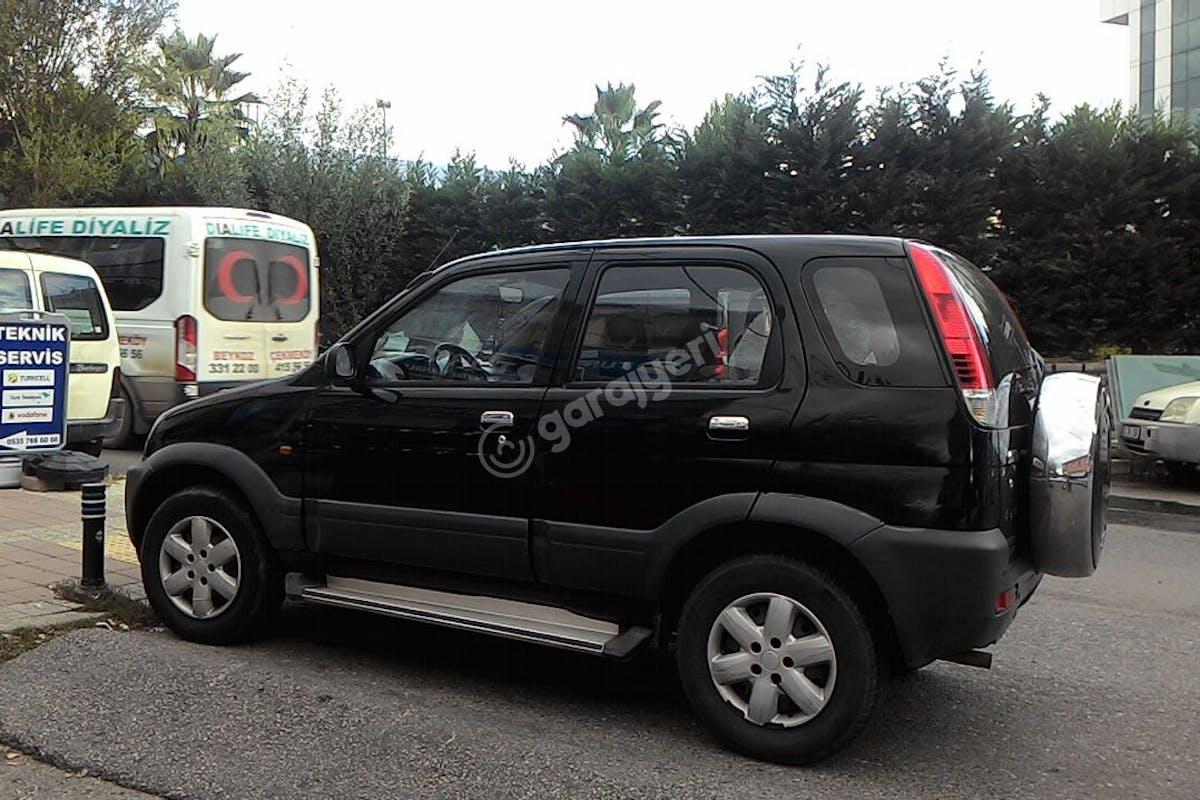 Daihatsu Terios Beykoz Kiralık Araç 1. Fotoğraf