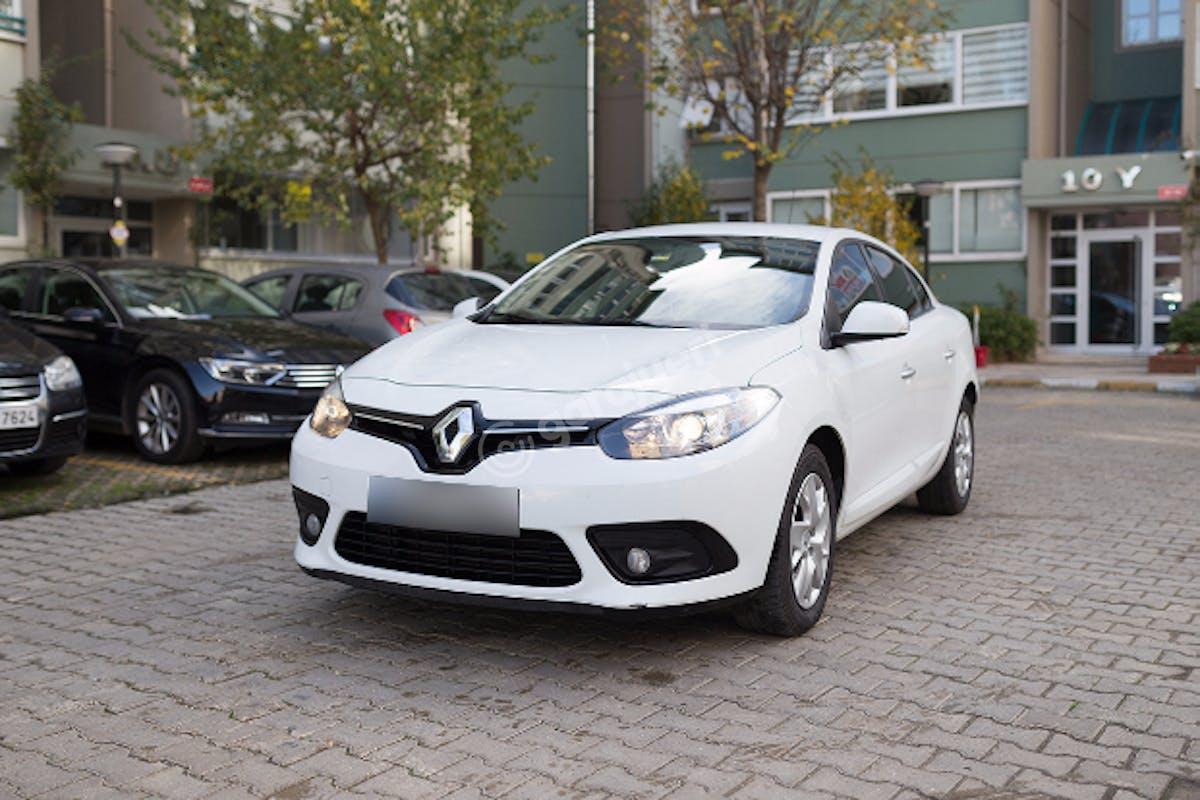 Renault Fluence Bakırköy Kiralık Araç 1. Fotoğraf