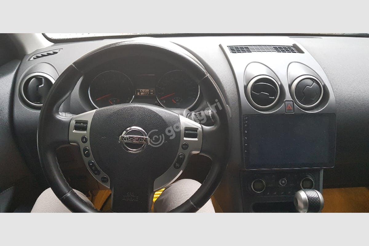 Nissan Qashqai Maltepe Kiralık Araç 6. Fotoğraf