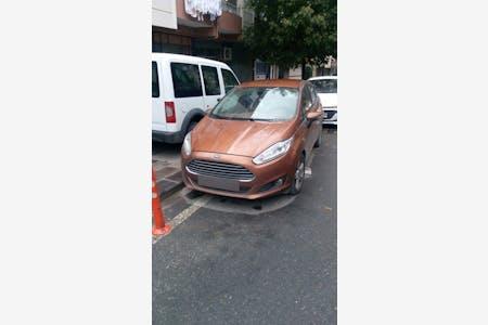 Ford Fiesta İstanbul Küçükçekmece Kiralık Araç