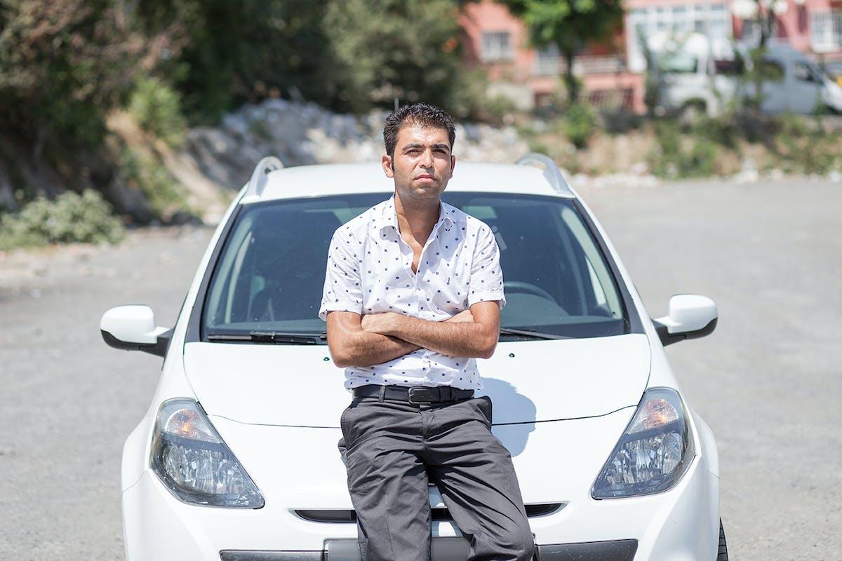Renault Clio Bahçelievler Kiralık Araç 1. Fotoğraf