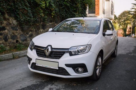 Kiralık Renault Symbol 2017 , İstanbul Fatih