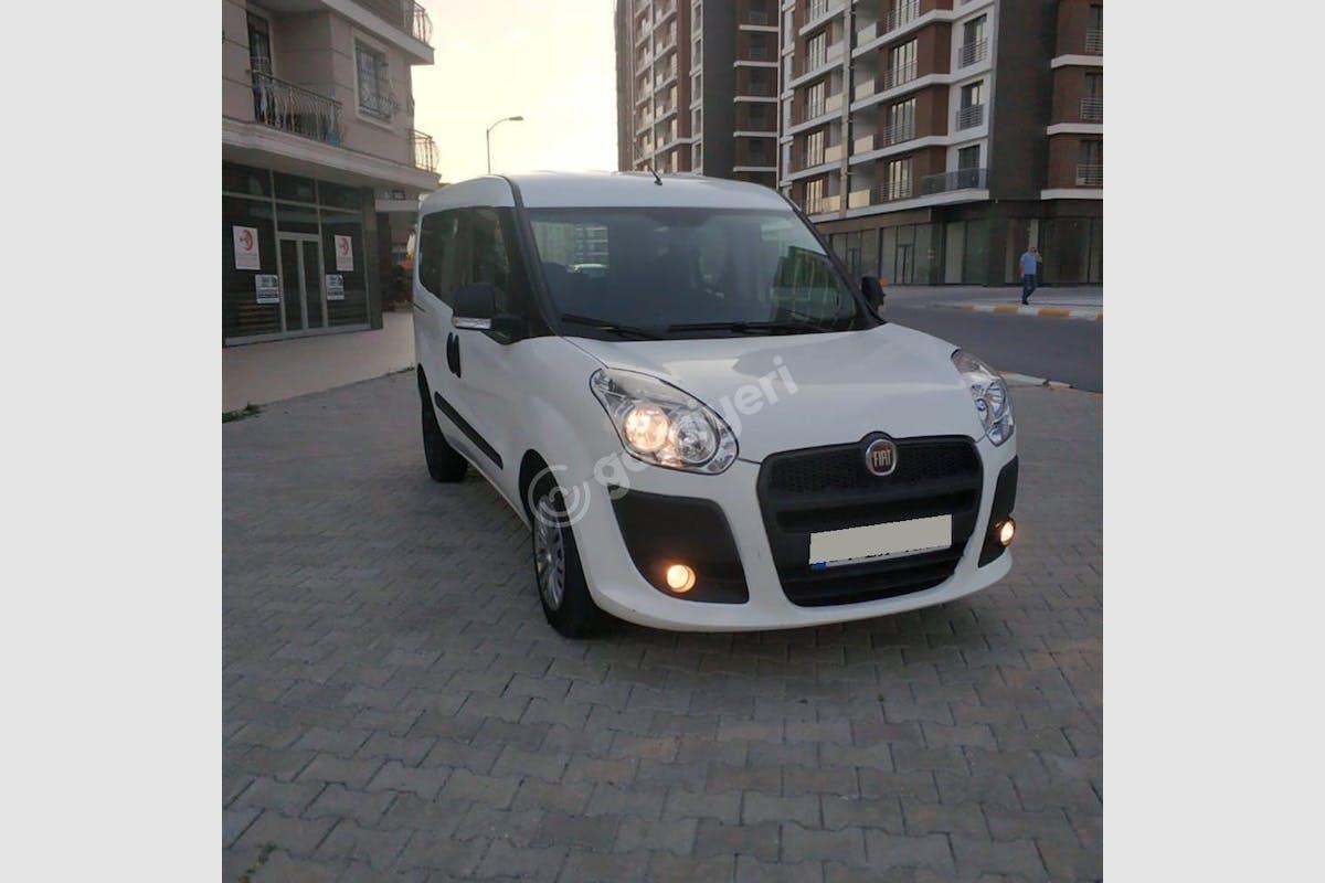 Fiat Doblo Büyükçekmece Kiralık Araç 1. Fotoğraf