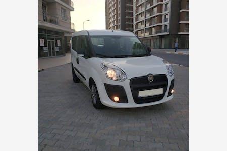 Kiralık Fiat Doblo 2014 , İstanbul Şişli