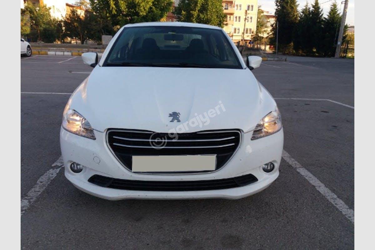 Peugeot 301 Kartal Kiralık Araç 3. Fotoğraf