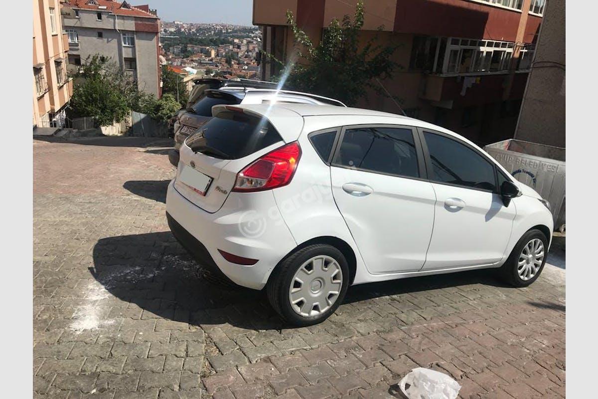 Ford Fiesta Eyüp Kiralık Araç 2. Fotoğraf
