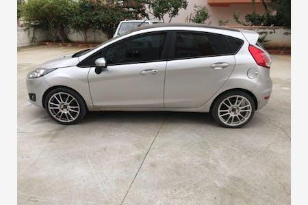 Kiralık Ford Fiesta 2013 , Mersin Mezitli