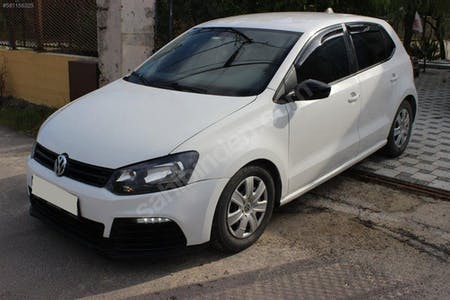 Kiralık Volkswagen Polo 2013 , İstanbul Pendik