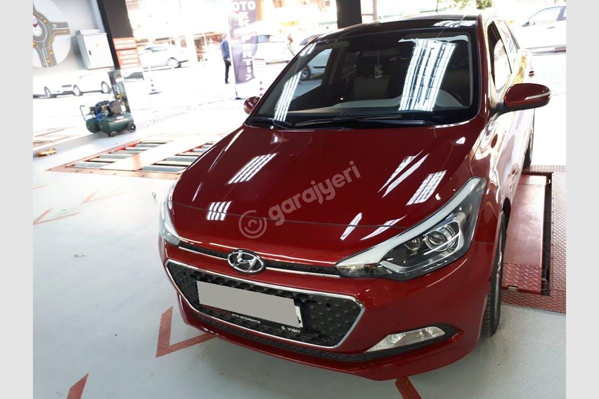 Hyundai i20 Güngören Kiralık Araç 1. Fotoğraf