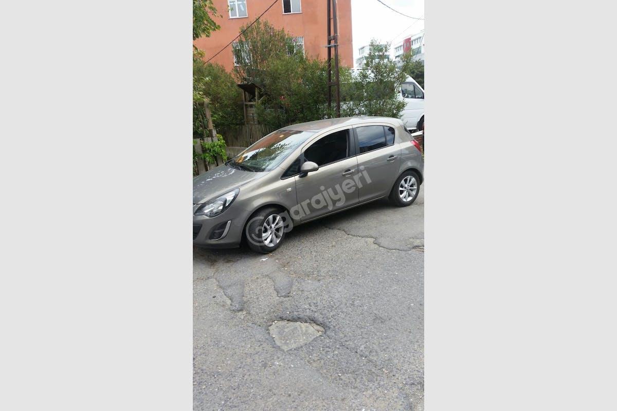Opel Corsa Çekmeköy Kiralık Araç 3. Fotoğraf