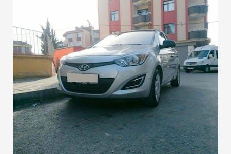 Kiralık Hyundai i20 , İstanbul Eyüp