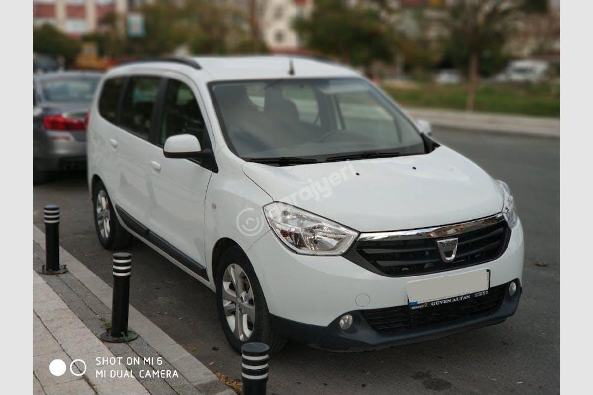 Dacia Lodgy Pendik Kiralık Araç 3. Fotoğraf