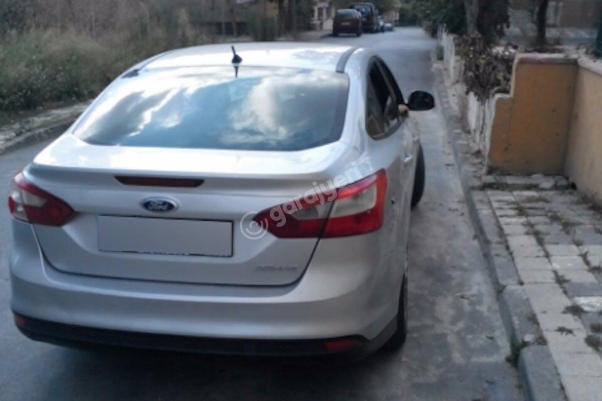 Ford Focus Çekmeköy Kiralık Araç 2. Fotoğraf