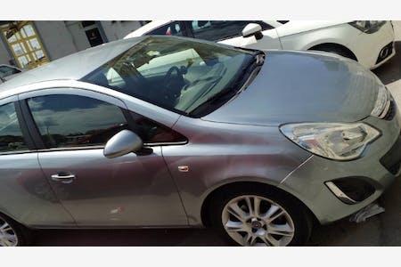 Kiralık Opel Corsa , Muğla Seydikemer
