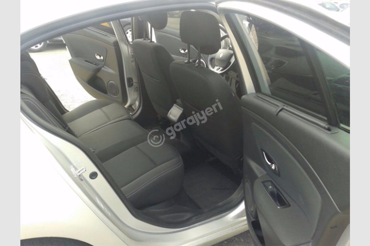 Renault Fluence Pendik Kiralık Araç 4. Fotoğraf