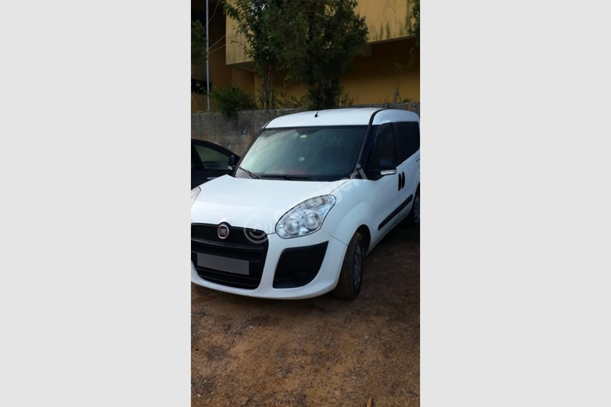 Fiat Doblo Tuzla Kiralık Araç 1. Fotoğraf
