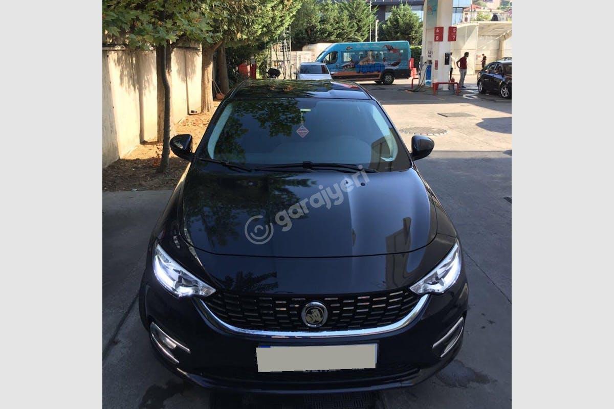 Fiat Egea Beyoğlu Kiralık Araç 10. Fotoğraf