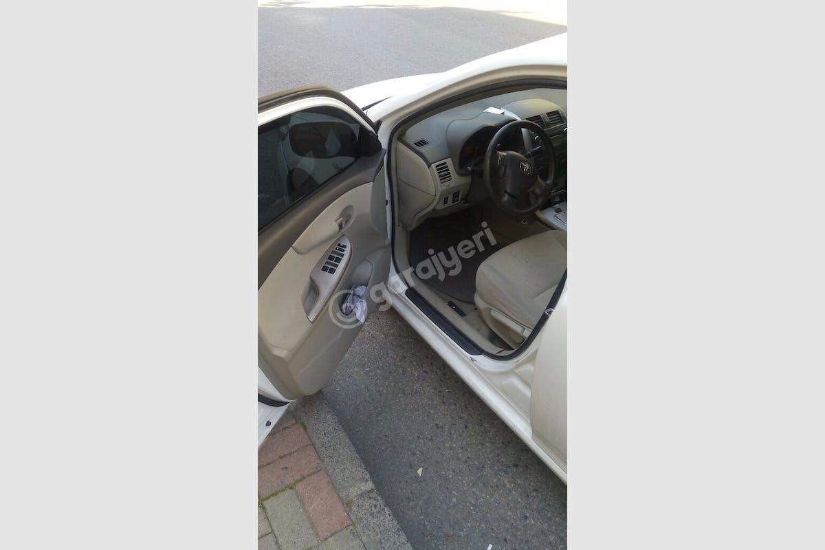Toyota Corolla Sancaktepe Kiralık Araç 3. Fotoğraf