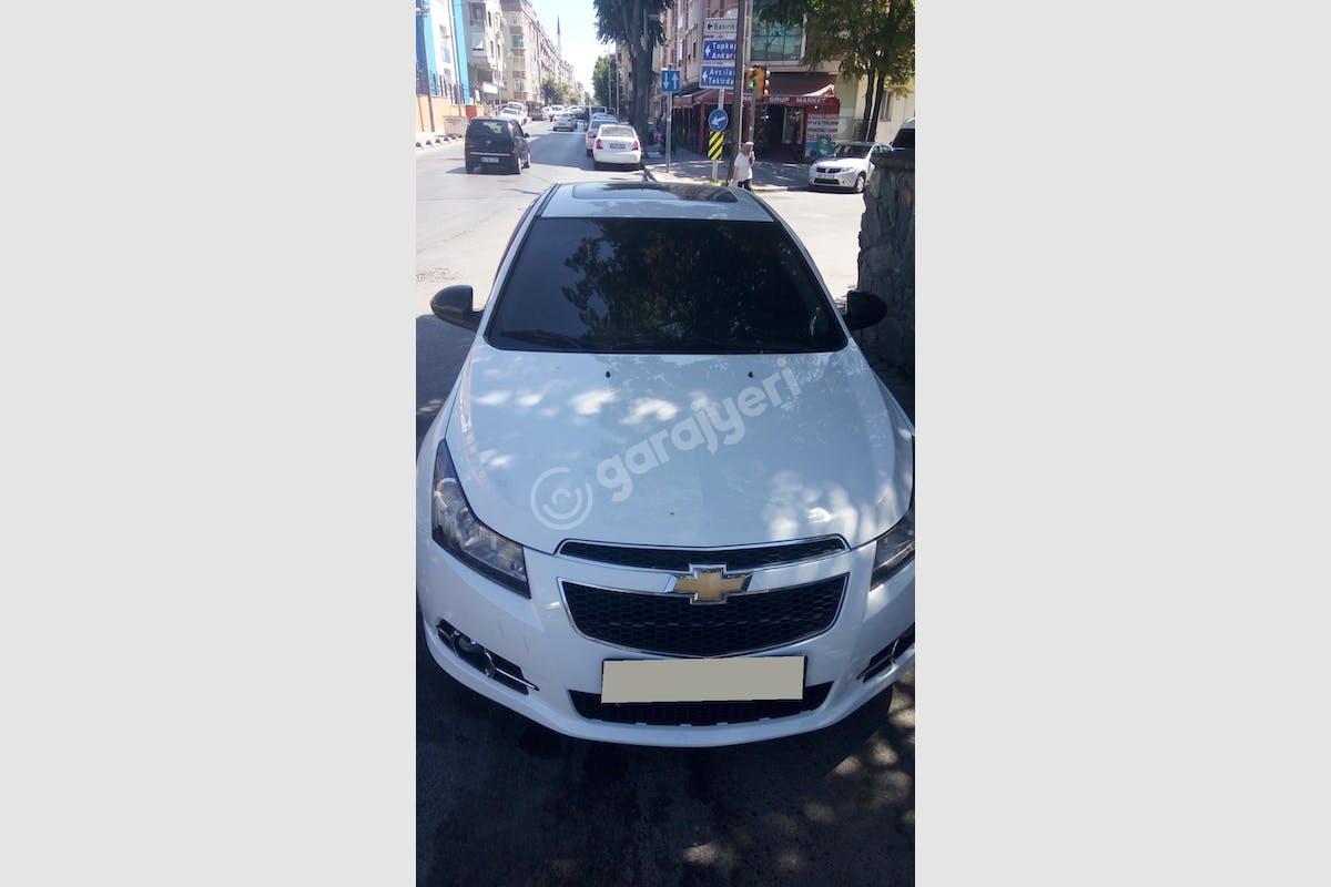 Chevrolet Cruze Küçükçekmece Kiralık Araç 7. Fotoğraf