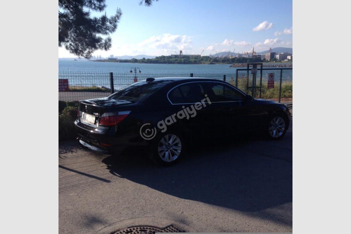 BMW 5 Sabiha Gökçen Havaalanı Kiralık Araç 2. Fotoğraf