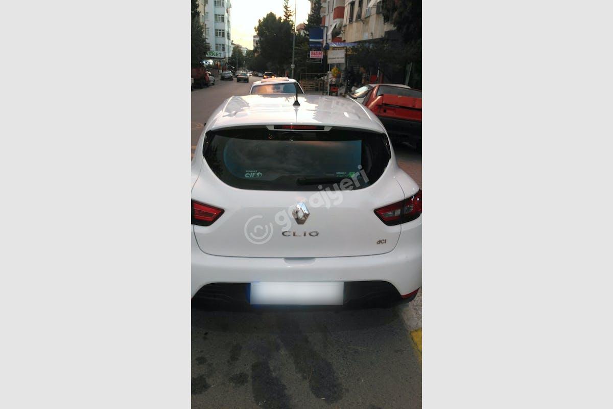 Renault Clio Maltepe Kiralık Araç 4. Fotoğraf