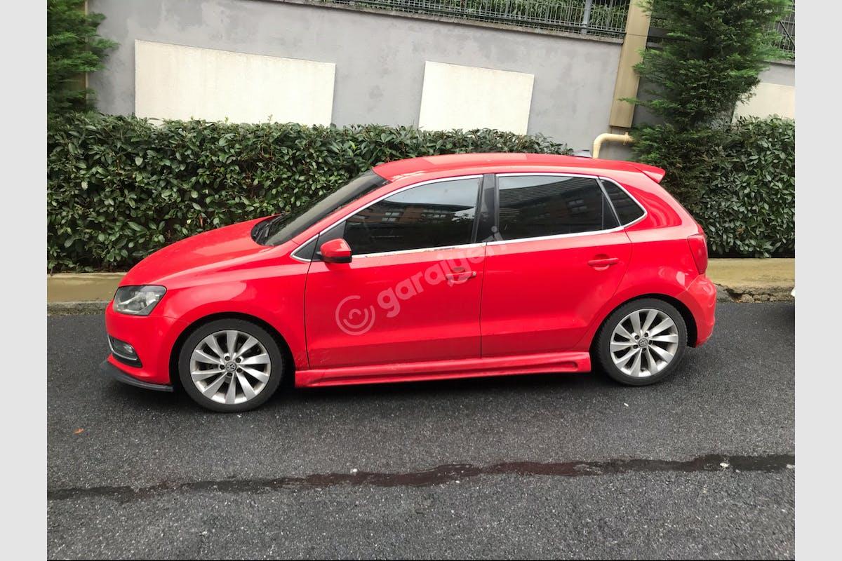 Volkswagen Polo Küçükçekmece Kiralık Araç 8. Fotoğraf