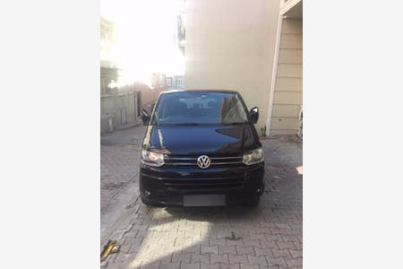 Kiralık Volkswagen Caravelle , İstanbul Kağıthane