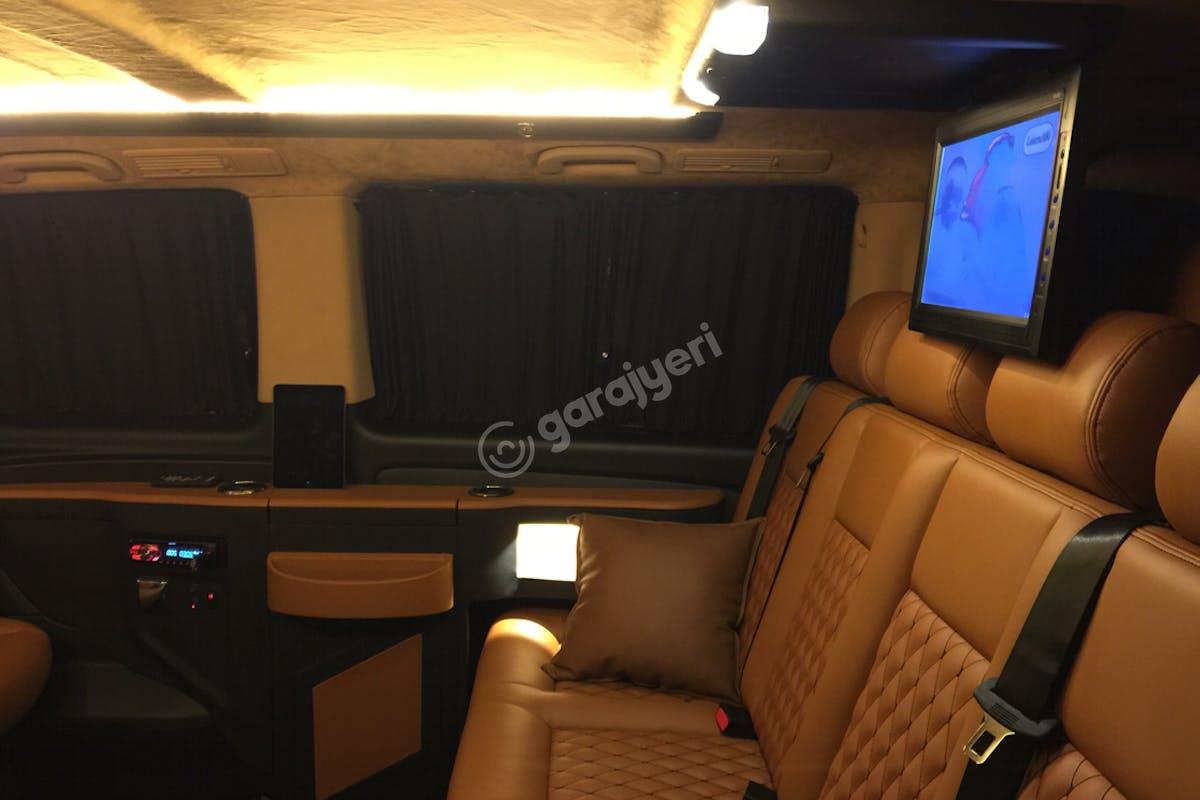 Mercedes - Benz Vito Kadıköy Kiralık Araç 3. Fotoğraf