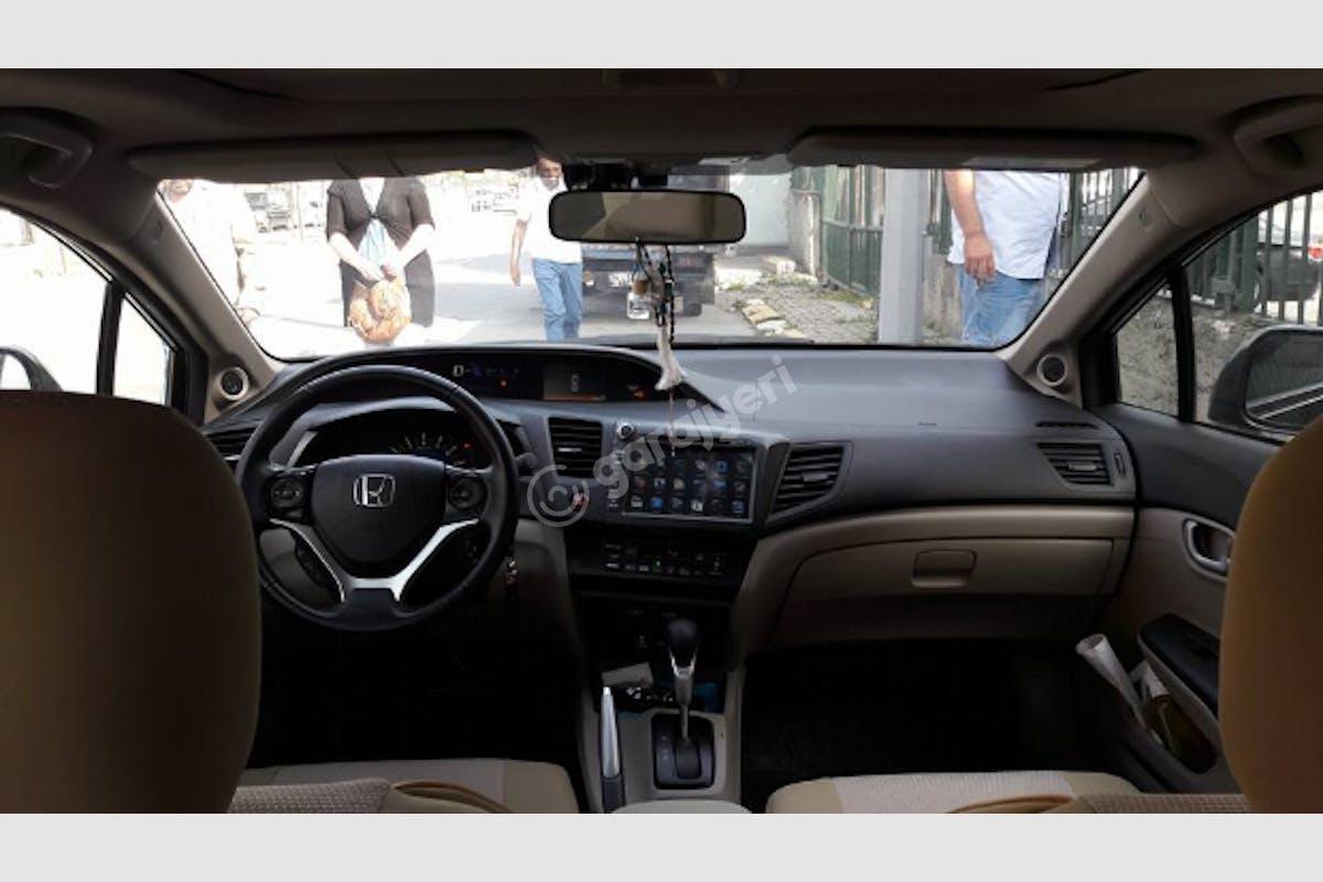 Honda Civic Gaziosmanpaşa Kiralık Araç 3. Fotoğraf