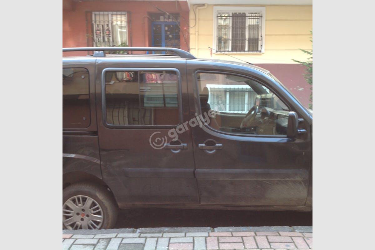 Fiat Doblo Küçükçekmece Kiralık Araç 7. Fotoğraf