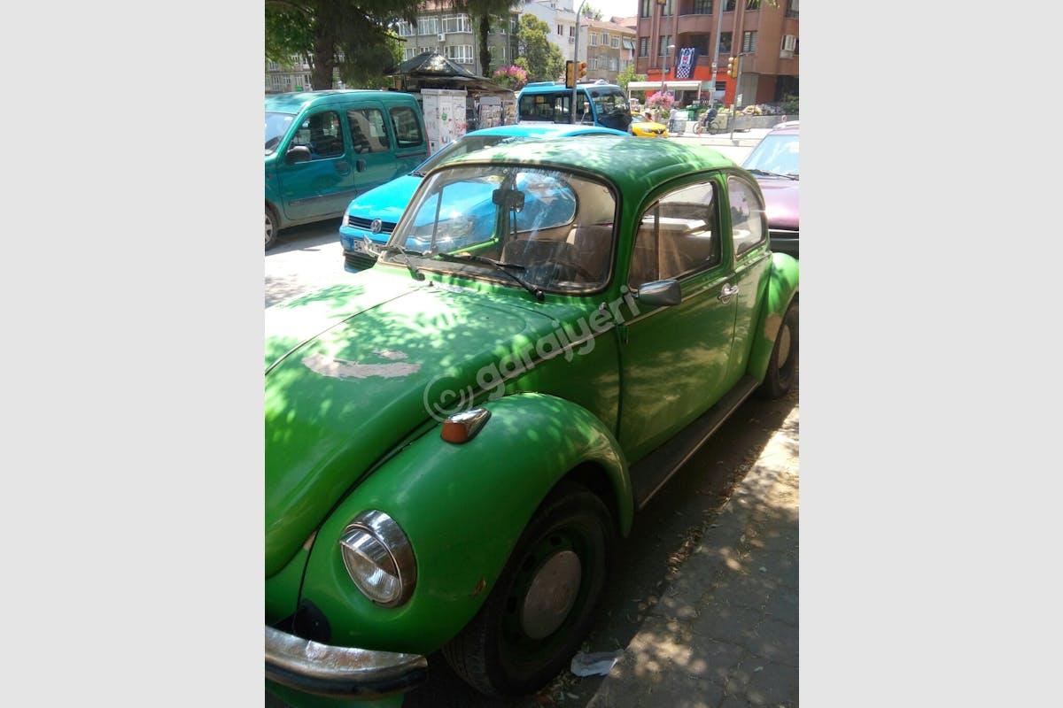 Volkswagen Beetle Kadıköy Kiralık Araç 1. Fotoğraf