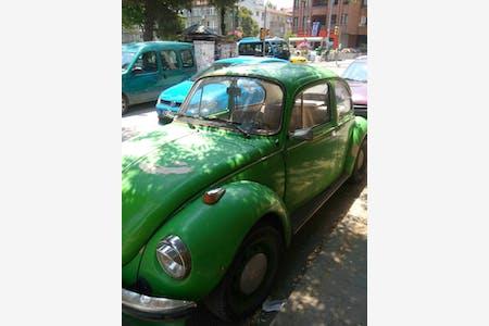 Kiralık Volkswagen Beetle , İstanbul Kadıköy