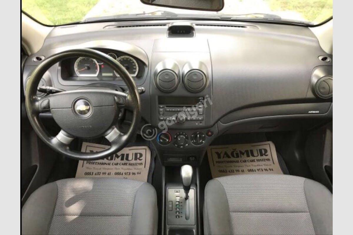 Chevrolet Aveo Tuzla Kiralık Araç 4. Fotoğraf