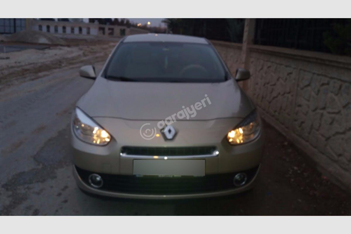 Renault Fluence Selçuklu Kiralık Araç 4. Fotoğraf