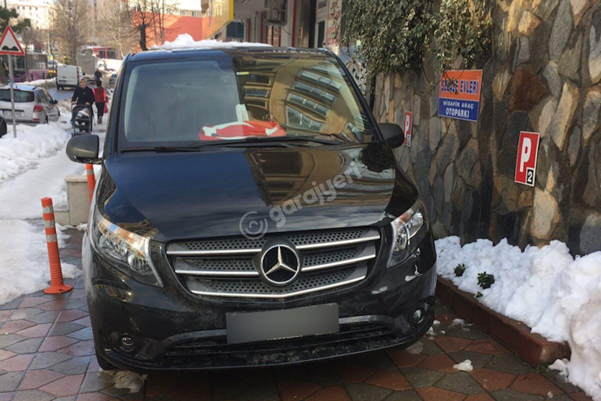Mercedes - Benz Vito Pendik Kiralık Araç 5. Fotoğraf